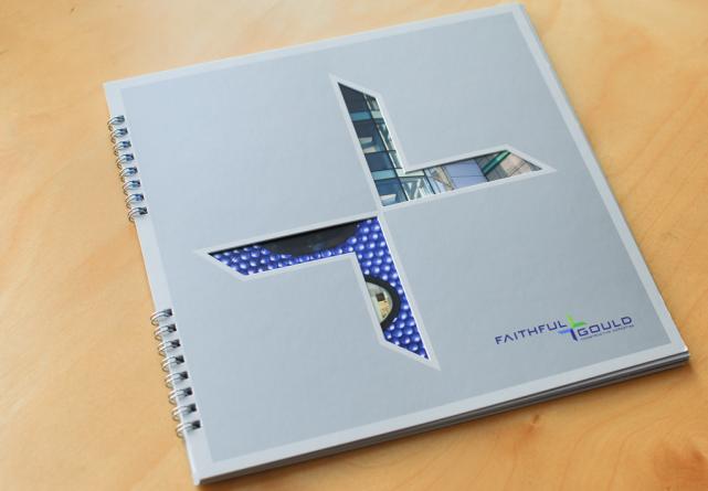 Faithful+Gould brochure cover