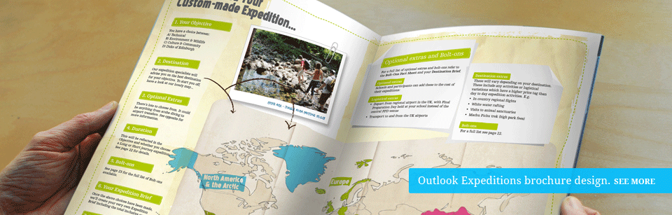 Outlook Expeditions Brochure