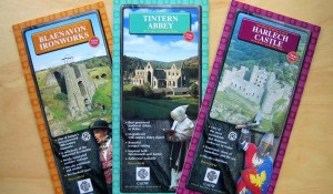 Cadw: Welsh Historic Monuments – Site leaflets