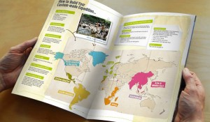 Outlook Expeditions – A4 brochure